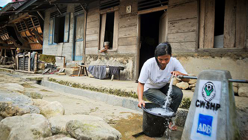 Indonesia Making Water Supply And Sanitation Women S