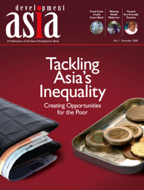 Tackling Asia's Inequality: Creating Opportunities for the Poor
