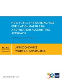 How to Fill the Working-Age Population Gap in Asia: A Population Accounting Approach