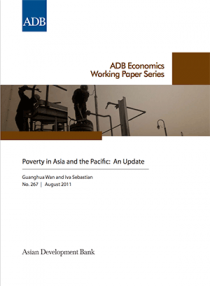 Poverty in Asia and the Pacific: An Update