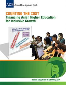 Counting the Cost: Financing Asian Higher Education for Inclusive Growth