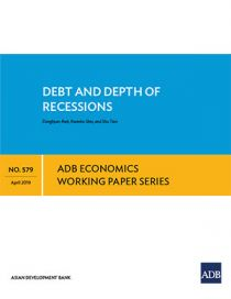 Debt and Depth of Recessions