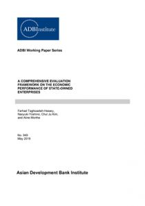 A Comprehensive Evaluation Framework on the Economic Performance of State-Owned Enterprises