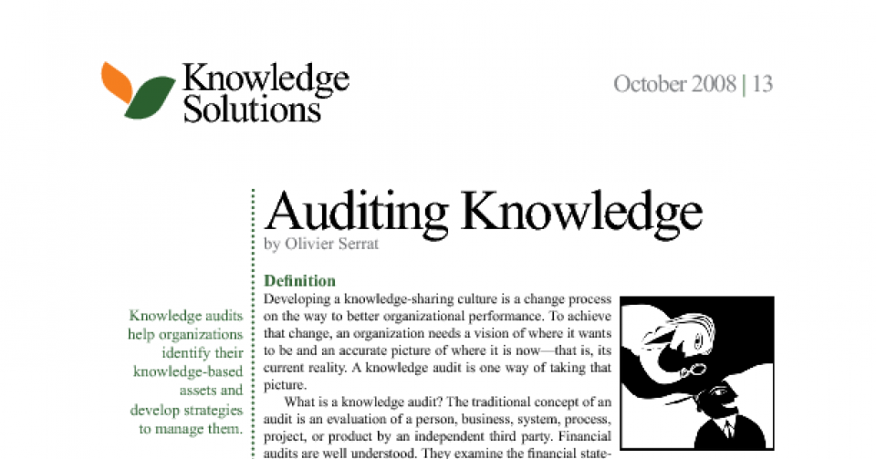 independent or third party audit