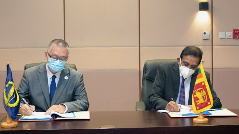 ADB and Government of Sri Lanka Sign Loan Agreement to Support SMEs Affected by COVID-19