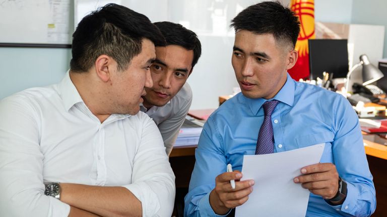 Kyrgyz Republic: Partnering with the Private Sector and Helping Small Businesses Grow