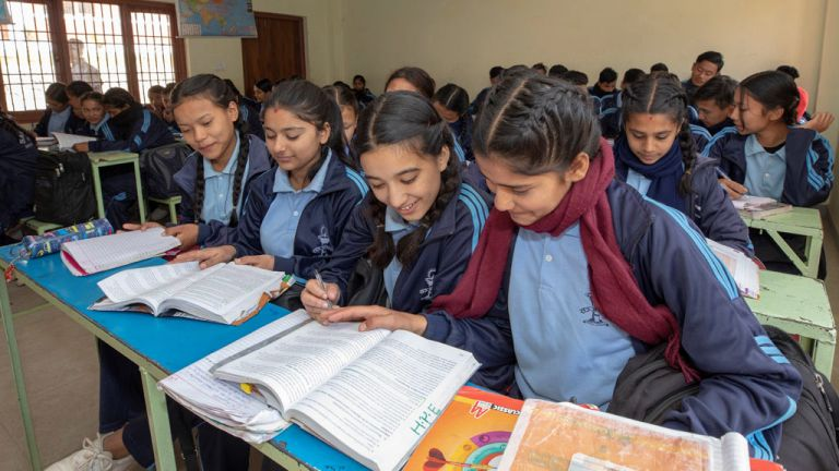 Five years after the Nepal earthquake – building back better schools for a safer future
