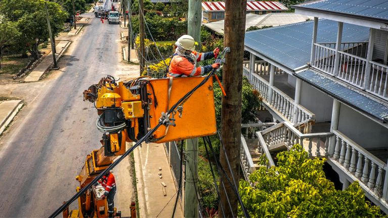 A power of good: How ADB's climate-resilient investment is boosting Tonga's energy future