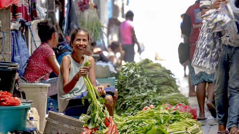 ADB Grant to Help Ensure Food Security in Timor-Leste Amid COVID-19