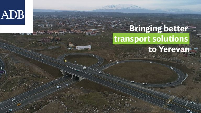 Bringing Better Transport Solutions to Yerevan