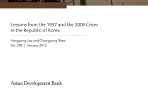 Lessons from the 1997 and the 2008 Crises in the Republic of Korea