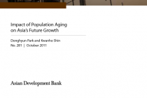 Impact of Population Aging on Asia's Future Growth