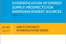 Diversification of Energy Supply: Prospects for Emerging Energy Sources