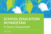School Education in Pakistan: A Sector Assessment