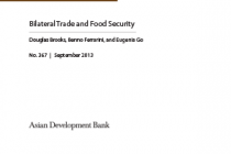 Bilateral Trade and Food Security