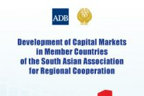 Development of Capital Markets in Member Countries of the South Asian Association for Regional Cooperation