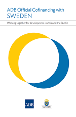 ADB Official Cofinancing with Sweden
