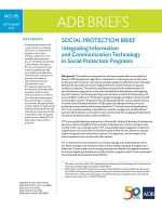 Integrating Information and Communication Technology in Social Protection Programs