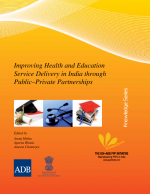 Improving Health and Education Service Delivery in India through Public-Private Partnerships