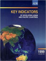 Key Indicators of Developing Asian and Pacific Countries 1999