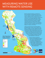 Measuring Water Use with Remote Sensing