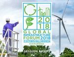 2018 Global Infrastructure Forum: Session Briefs